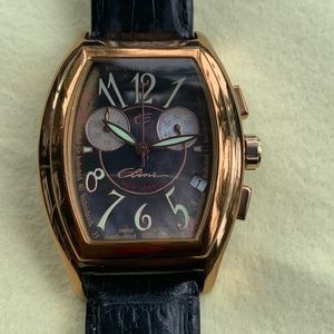 Elini Accessories - Elini New Yorker Limited Edition Rose Gold Watch